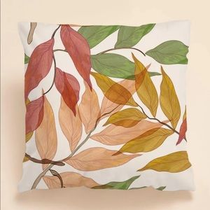 3 Pack Fall Leaves Throw Pillow Covers